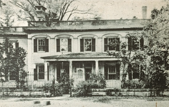 Samuel Foreman's Lakeland. Photo courtesy of the Cazenovia Public Library.