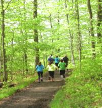 Carriage Trail Run – Cazenovia Preservation Foundation